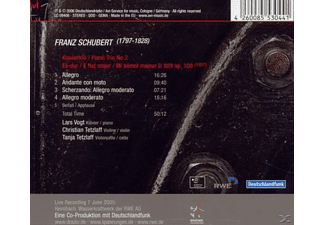 VARIOUS - Klaviertrio 2 Es-Dur  - (CD)