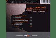 Claudia Schellenberger - Danzas Argentinas [CD]