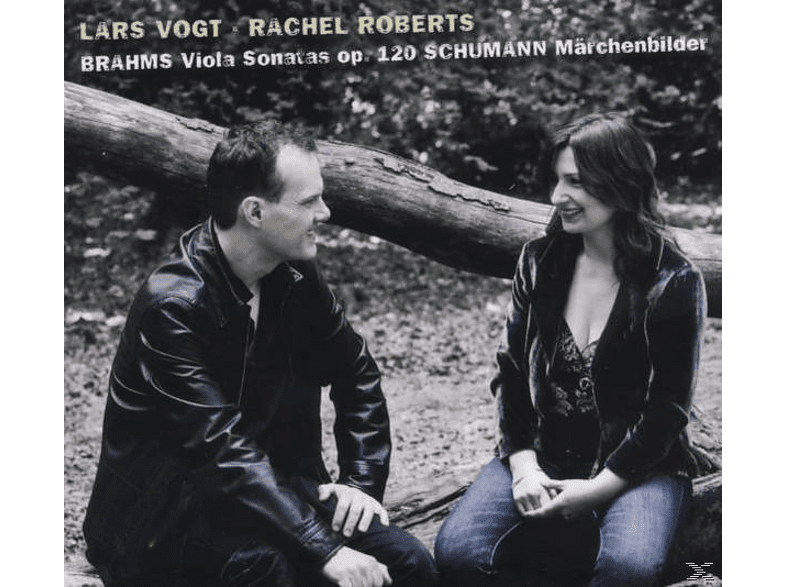 Lars Vogt, Roberts Rachel - Violasonate op.120/Märchenbilder [CD]