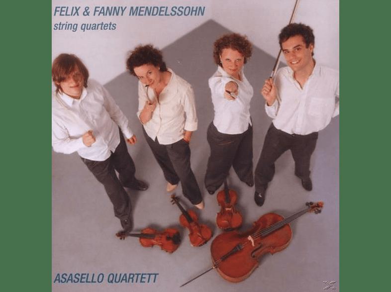Asasello Quartett - Streichquartette [CD]