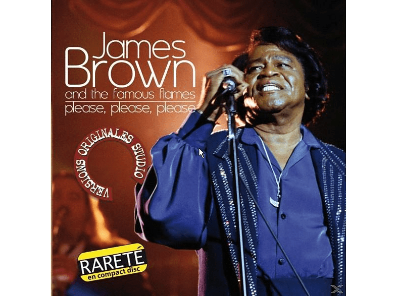 James Brown - And The Famous Flames/Please, Please, Please [CD]