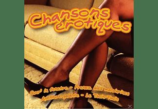 VARIOUS - Chansons Erotiques  - (CD)