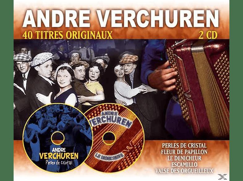 André Verchuren - 40 Titres Originaux [CD]