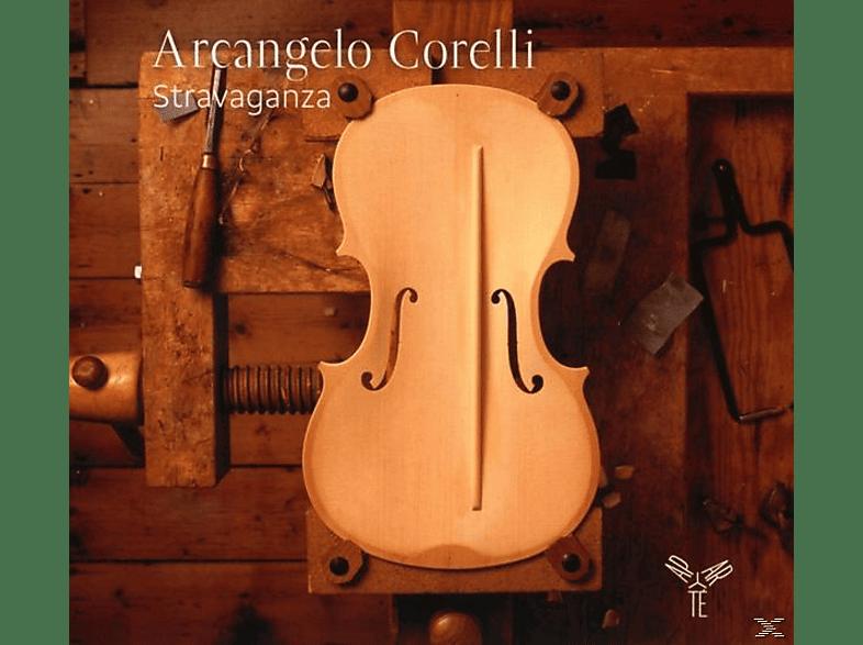 Neue Vocalsolisten Stuttgart - Stravaganza [CD]