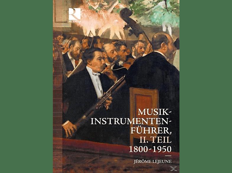 VARIOUS - Musikinstrumentenführer II.Teil,1800-1950 [CD]