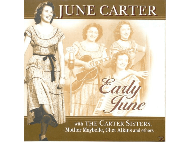 June Carter - Early June [CD]