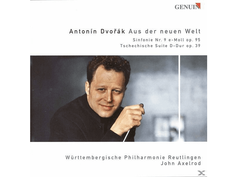 John Württembergische Philharmonie Reutlingen & Axelrod, Württembergische Philharmonie - From The New World [CD]