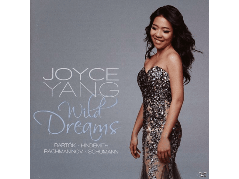 Joyce Yang - Wild Dreams [CD]