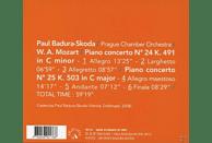Paul Badura-skoda - Klavierkonzerte [CD]