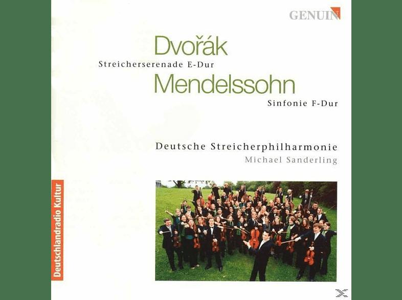 Sanderling & Deutsche Streicherphilharmonie - Streicherserenade E-Dur [CD]