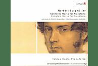 VARIOUS, Tobias Koch - Sämtliche Werke Für Pianoforte (GA)/+ [CD]