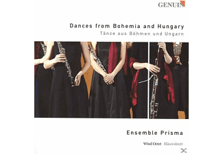 VARIOUS - DANCES FROM BOHEMIA AND HUNGARY - (CD)