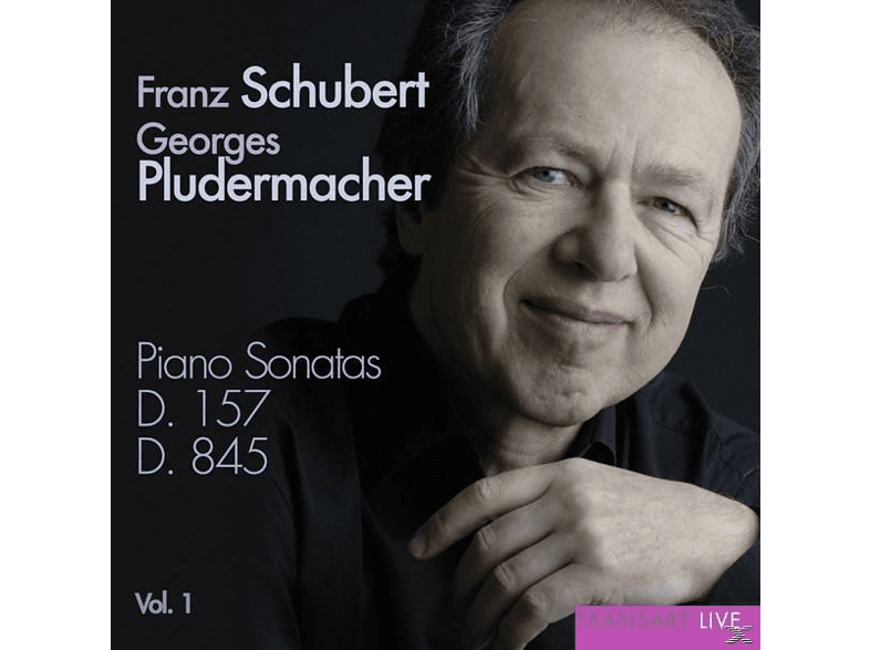 Georges Pludermacher (pno) - Klaviersonaten D.157 & 845 [CD]