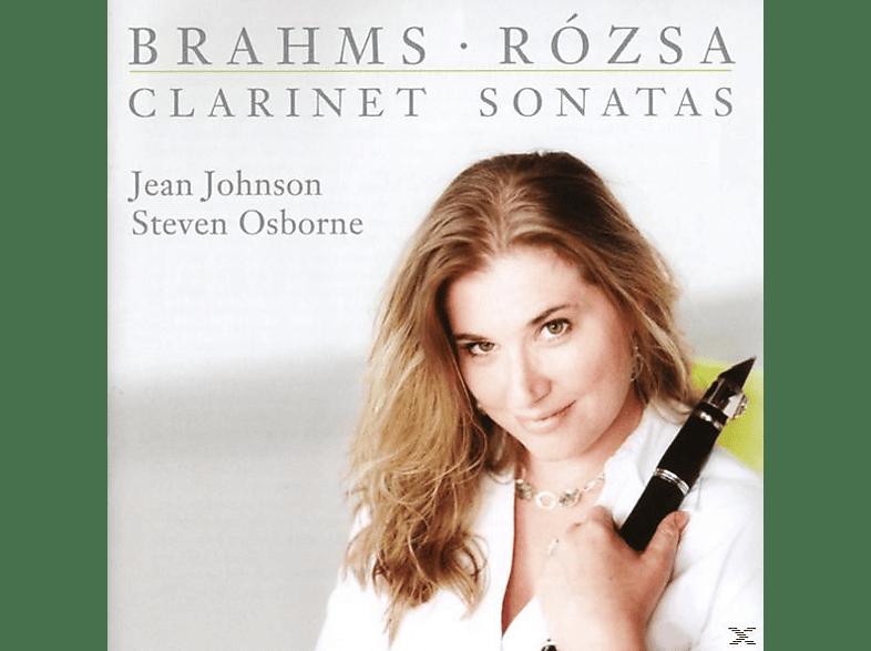 Jean Johnson, Steven Osborne - Clarinet Sonatas [CD]