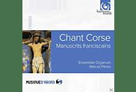 Ensemble Organum - Chant Corse - Manuscrits Franciscains [CD]