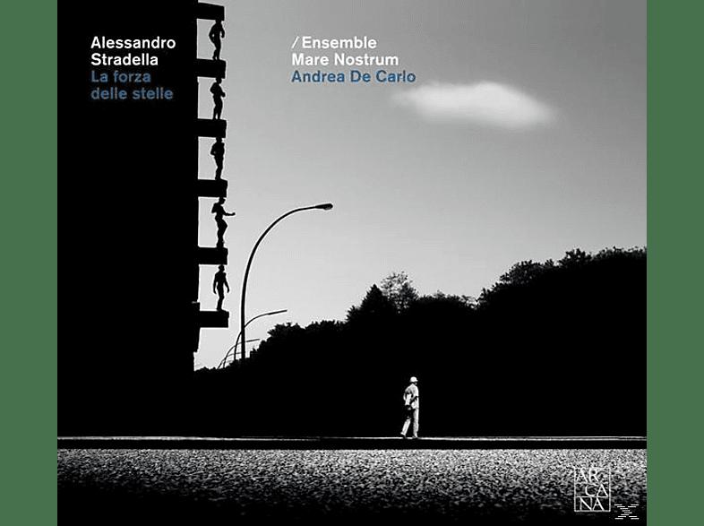 Andrea De Carlo (dir) Ensemble Mare Nostrum - La Forza delle Stelle [CD]