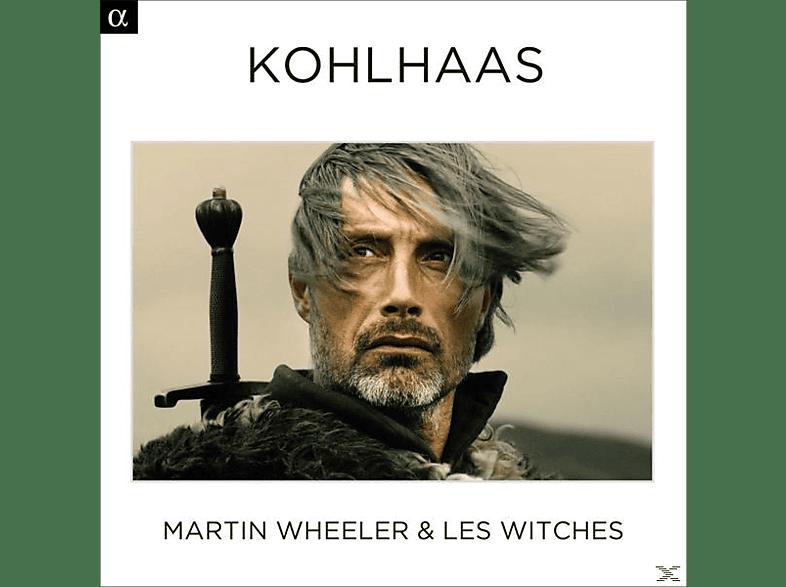Martin Wheeler & Les Witches - Michael Kohlhaas [CD]
