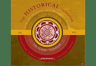 Ercole Nisini, Katarzyna Drogosz - Die Historische Posaune  - (CD)