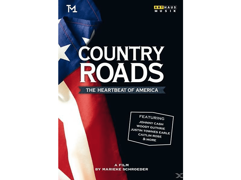 COUNTRY ROADS [DVD]