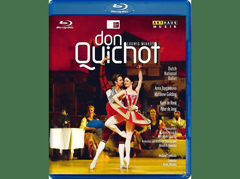 Kevin/dutch National Ballet Rhodes, Rhodes/Dutch National Ballet - Don Quichot [Blu-ray]