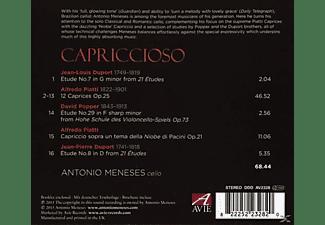Antonio Meneses - Capriccioso  - (CD)