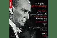 Mravinski, Orch.Philharmonique De Leningrad - Music For Strings,Percussion... [SACD Hybrid]