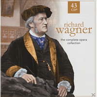 VARIOUS - Wagner: Complete Opera Collection [CD]
