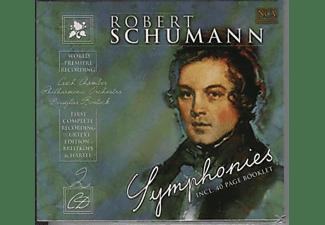 Czech Chamber Philharmonic Orchestra & Douglas Bostock - Schumann: Symphonies  - (CD)