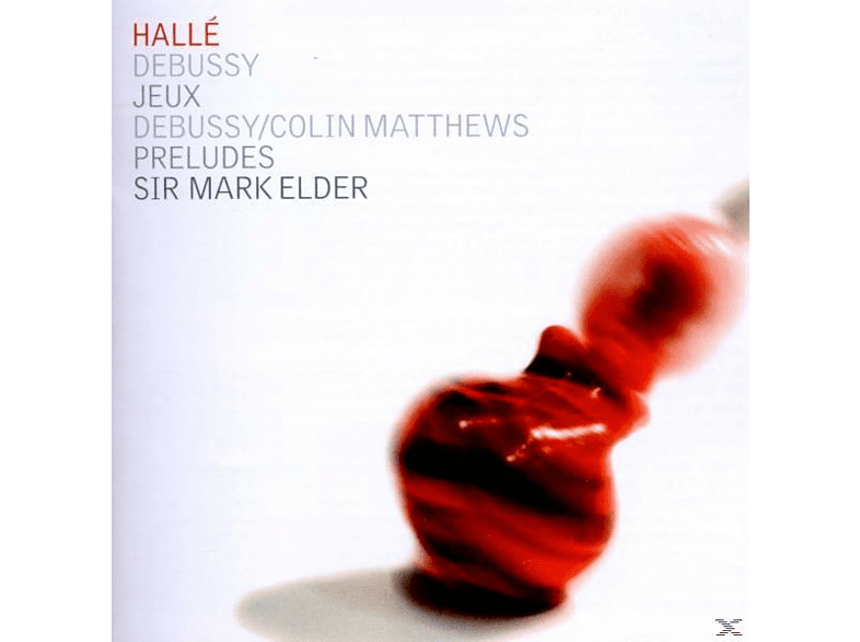 The Halle Orchestra - Jeux+Preludes [CD]