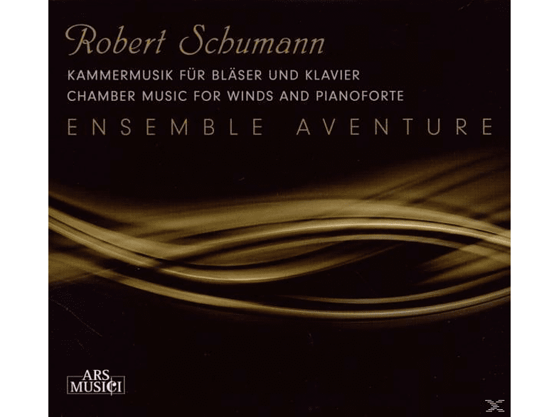 Aventure Ensemble - Kammermusik für Bläser & Klavier [CD]