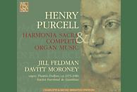 Moroney - Harmonia Sacra/Sämtliche Orgelwerke (GA) [CD]