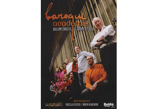 William/le Jardin Des Voix Christie - Baroque Academie - (DVD)
