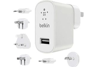 BELKIN F8M967BTWHT, Netz-Ladegerät/Reiseset