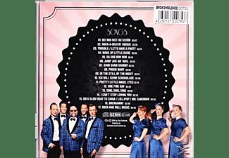 The Firebirds - The Firebirds Meet The Pearlettes  - (CD)