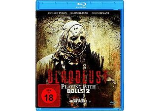 Bloodlust-Playing With Dolls 2 - (Blu-ray)