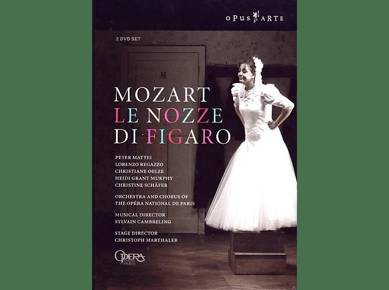 VARIOUS - Hochzeit Des Figaro [DVD]