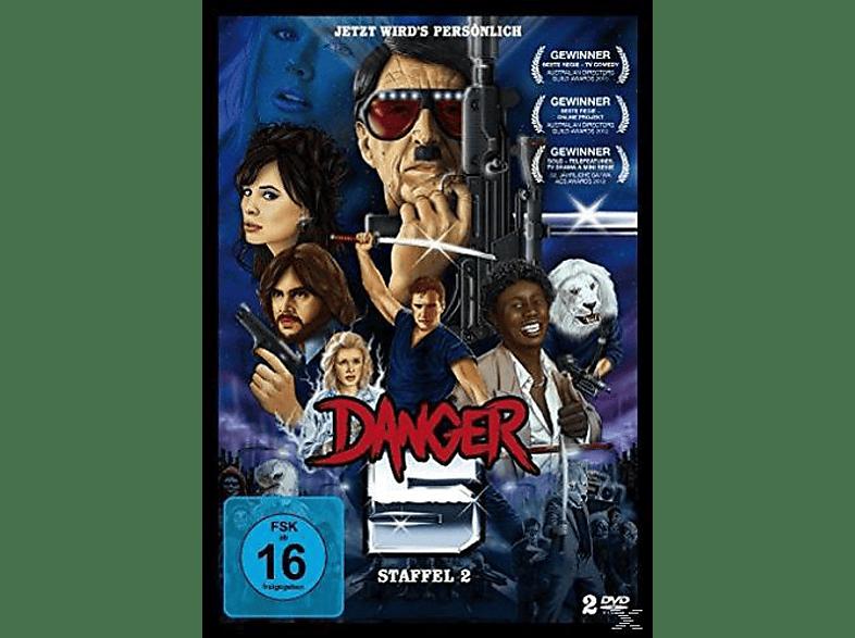 Danger 5 [DVD]