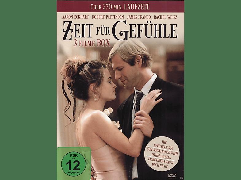 Zeit für Gefühle - 3 Filme Box [DVD]