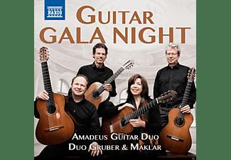 Amadeus Guitar Duo, Duo Gruber & Maklar - Guitar Gala Night  - (CD)