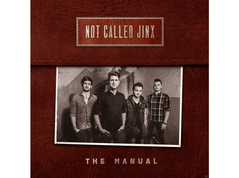 Not Called Jinx - The Manual [CD]