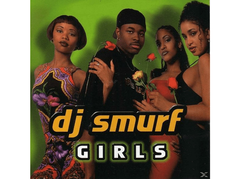 Dj Smurf - Girls [CD]