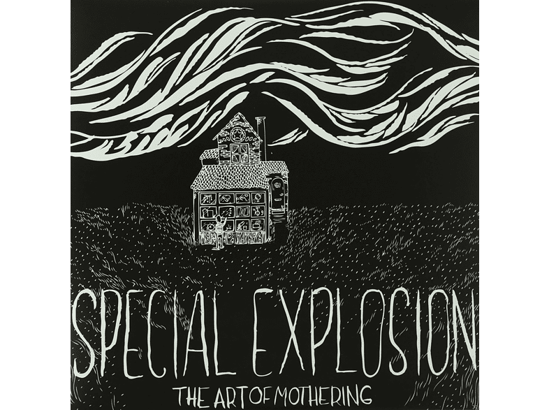 Special Explosion - The Art Of Mothering (Clear) [Vinyl]