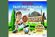 DJ Ötzi - Tanz Den Rehakles / Not Without Us [3 Zoll CD Single (2-Track)]