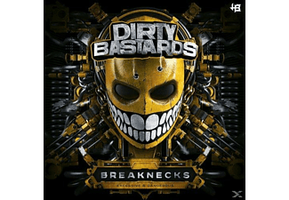 Dirty Bastards - Breaknecks  - (CD)