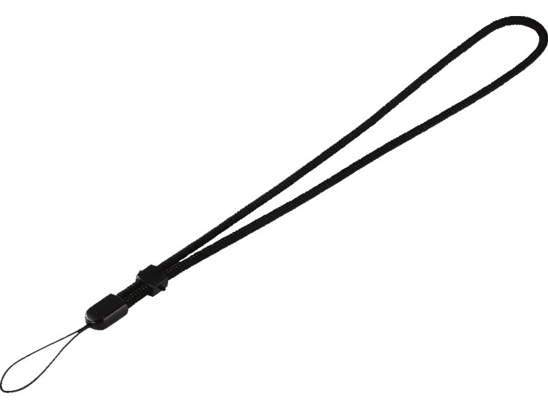 HAMA 22 cm Handschlaufe, Schwarz