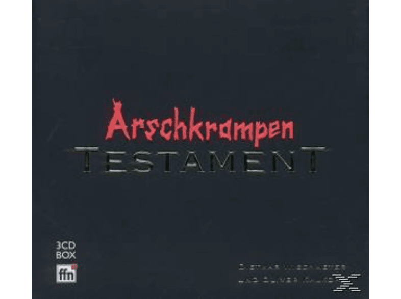 Wischmeyer,Dietmar & Kalkofe,Oli - Arschkrampen-Testament [CD]