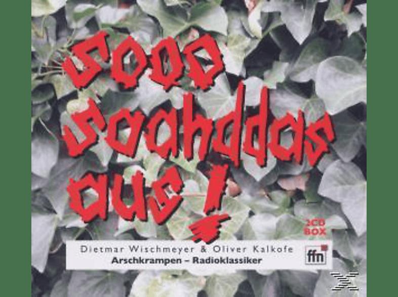 Wischmeyer,Dietmar & Kalkofe,Oli - Arschkrampen - Sooo Saahddas Aus [CD]