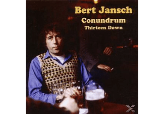 Bert Conundrum Jansch - Thirteen Down - (CD)