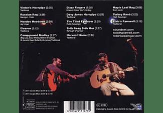 Hallawell, Todd & Kessinger, Robin - Ear Candy  - (CD)