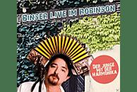 Helmut A. Binser - Der Junge Mit Der Harmonika - Live [CD]